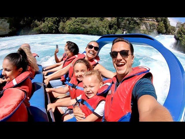 Båttur med gråt & skratt - Nya Zeeland VLOGG