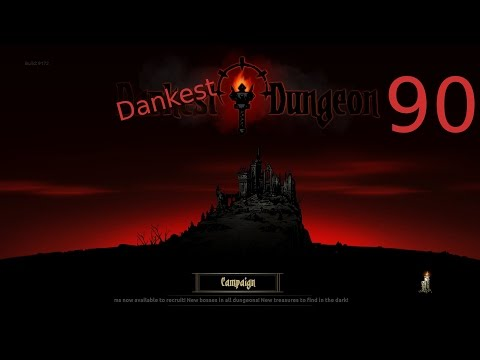 Darkest Dungeon ep. 90 - Let's Wreck! [The Cove]