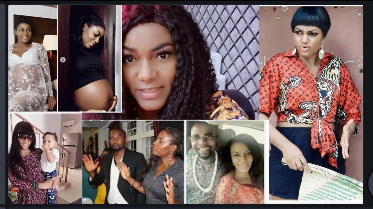 Download Fact about Nollywood Actress Queen Nwokoye that will shock you and d things she does to her Husband
