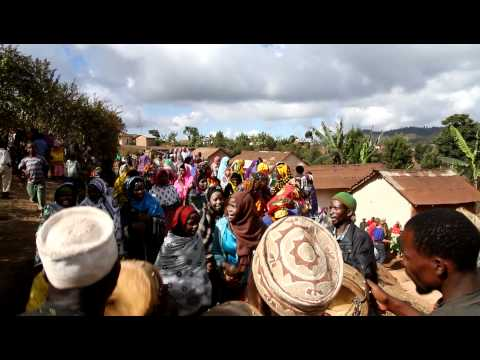 Party in Mambo, Western Usambara Mountains, Tanzania