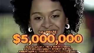 NY Lottery ad, 1982