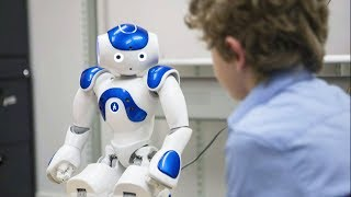 Children can be influenced by robot peer pressure, study finds