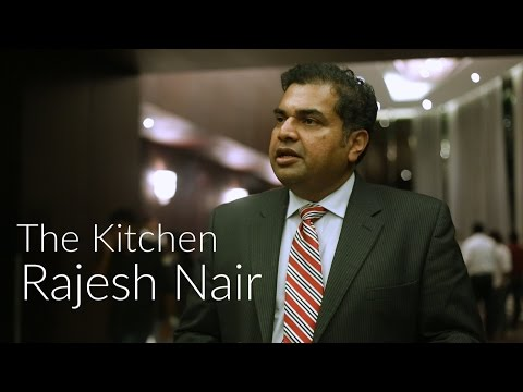 Rajesh Nair speaks from 'The Kitchen' - Event glimpses from Team Jumpfrog