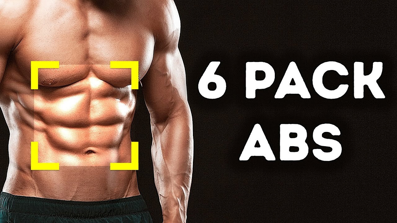 A Beginner's Guide to Get 6 Pack Abs in a Month
