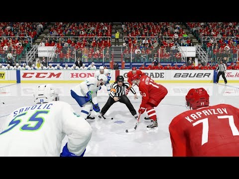 NHL™ 18 Olympic Games OAR-Slovenia PyeongChang 2018 Ice Hock
