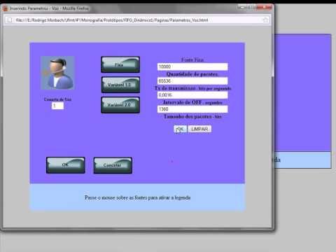 Simulador de Escalonamento FIFO