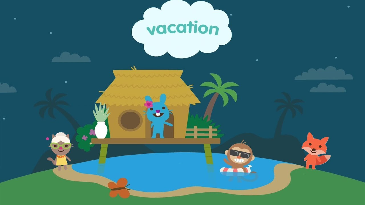Sago Mini World Vacation - Educational and Fun Games for Toddlers & Kids!