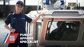 Public Affairs Specialist (PA)