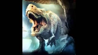 My tyrannosaurus rex and Spinosaurus tribute
