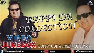 Bappi Lahiri Collection - Superhit Bollywood Songs (Video Jukebox)