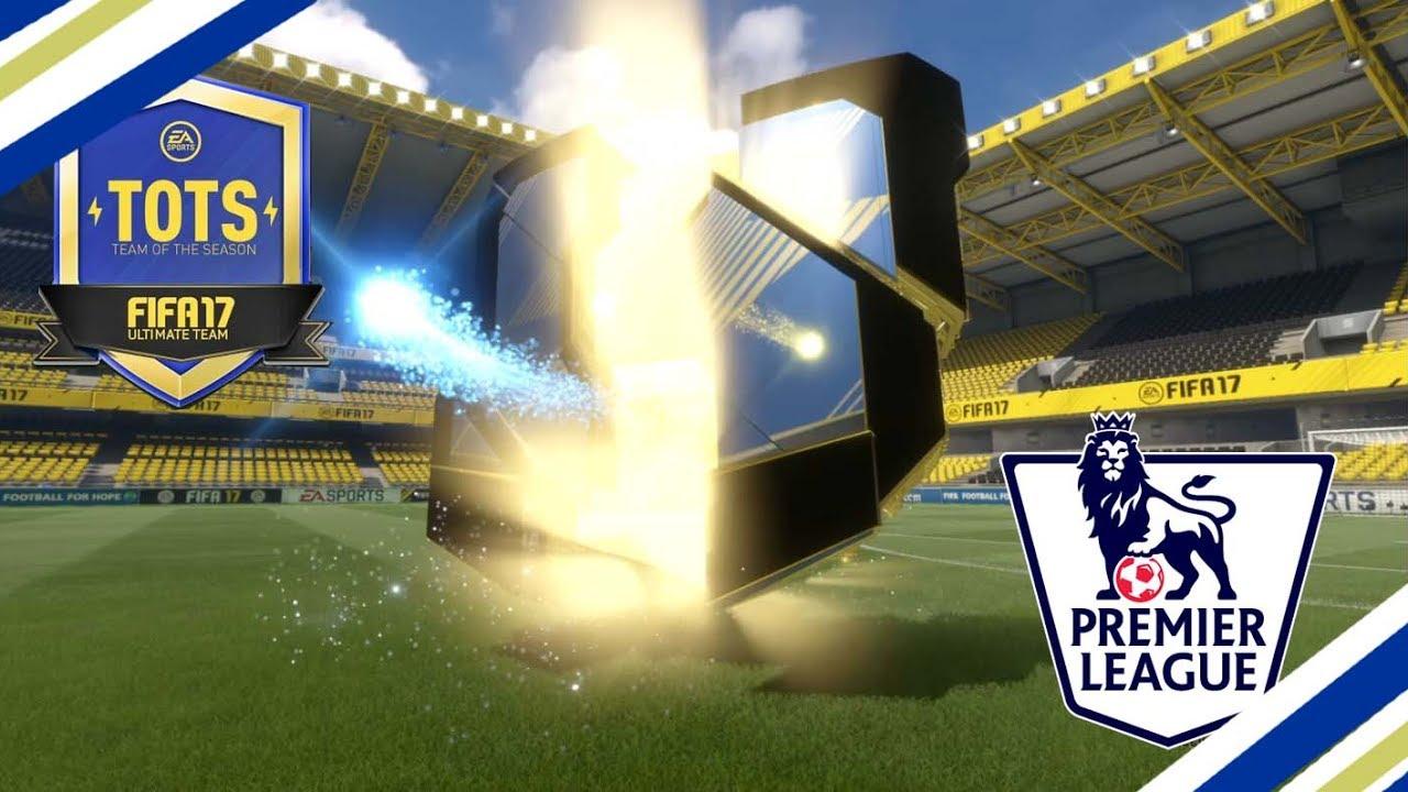 Bpl Tots Ultimate Pack (30 Nadir Oyuncu) - Fifa 17 Paket ...