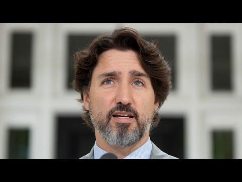 Trudeau announces $14B for provinces, territories to restart economies
