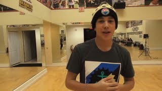 Austin Mahone's Private Dance Rehearsal - Austin Mahone Takeover Ep. 36