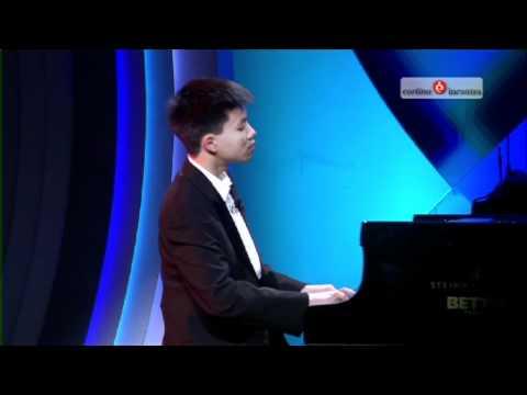 Kit Armstrong su Mozart