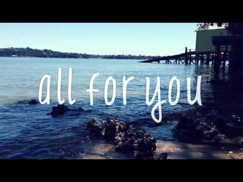 The Make Believe - 'All For You' LYRIC VIDEO