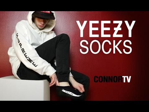 adidas yeezy socken