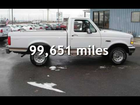 1996 Ford F 150 Ed Bauer 2dr For In Grand Junction Co