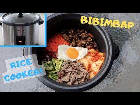 RICE COOKER Bibimbap