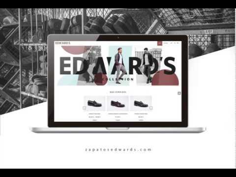 b61aa790 Zapatos Edward's | Ideade Creativos