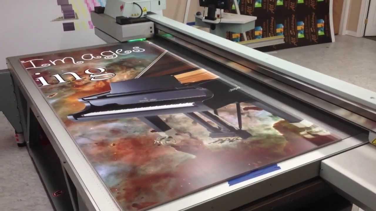 Large Format Printing Shigeru Kawai