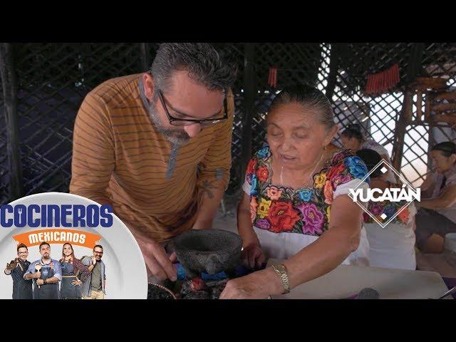 Gastronomía mexicana: Nico descubre en Yucatán el clásico Poc Chuc | Cocineros Mexicanos