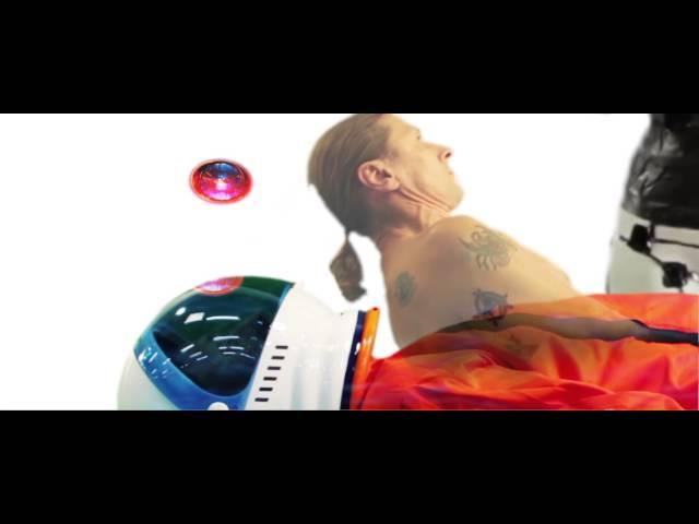 "Atom Strange ""I'm Alive"" official music video"