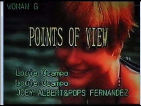 [26333] POINTS OF VIEW (Joey Albert & Pops Fernandez) ~ 금영 노래방/KumYoung 코러스 HD3000 Karaoke/Videoke