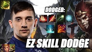 Dota 2: Arteezy - Juking Spells with Mischief | Slardar is Like a Giant Bane