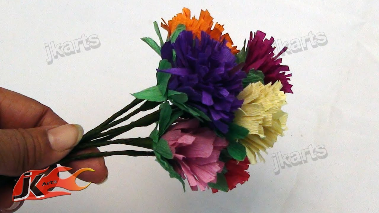 Handmade Ribbon Flowers Dailymotion Best Purple Flowers Purple