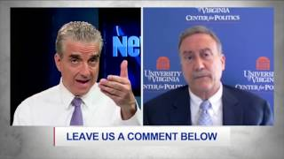 Malzberg | Larry Sabato: Negative Media On Trump Going Right Over People