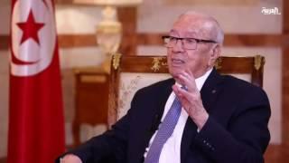 ما بيت الشعر الذي يردده الرئيس التونسي؟