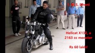 Top 10 expensive bollywood Celebrity Bikes in India
