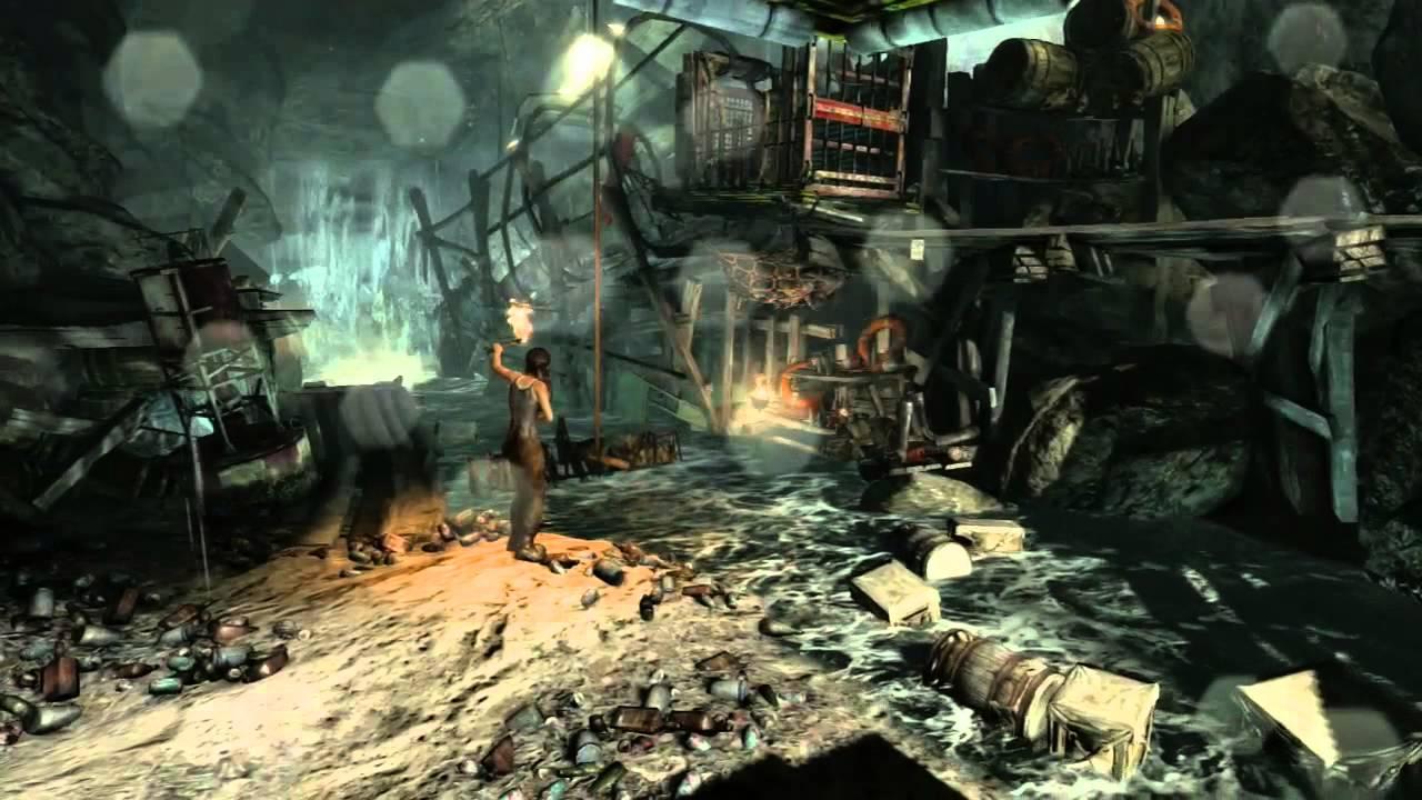 Tomb Raider 2013 Gameplay Walkthrough Part 1 Xbox 360 Ps3 Youtube