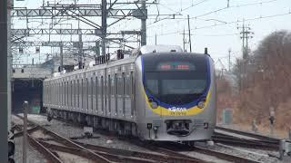水仁線351060系 松島駅入線