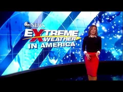 Chasing Tornadoes with Ginger Zee