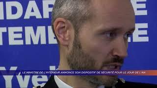 Yvelines | Dispositif de sécurité pour le jour de l'an à Magny