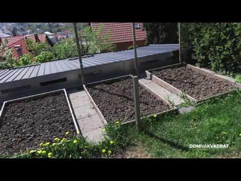 Vrt za svakoga – sadnja povrća u gredice