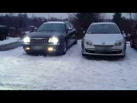 DBALL2 remote start for Chrysler 300C CRD 3.0 diesel part2
