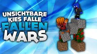 Die UNSICHTBARE KIES FALLE | Minecraft Fallen Wars | DieBuddiesZocken