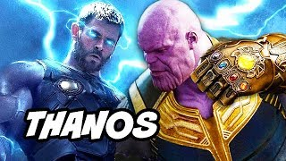 Avengers Infinity War Thanos Deleted Scenes and Bonus Features Explained