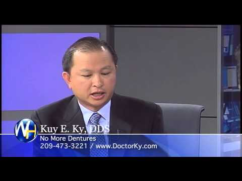 Dental Implants, Stockton, CA Dentist, Kuy E. Ky, DDS