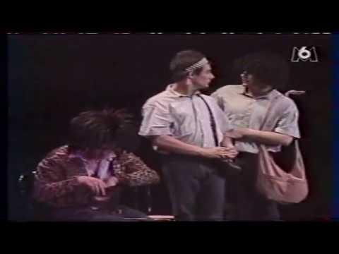 [Rare] Les Inconnus à 4 sur scène