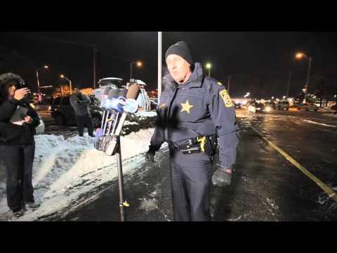 Officer Shot in Arlington Heights