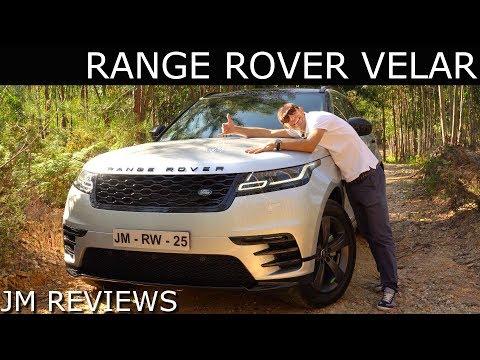 Range Rover Velar 2019 - Finalmente Ensaiei O SUV Mais Bonito Do Mercado!! - JM REVIEWS 2019