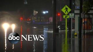 Powerful nor'easter slams the East Coast l ABC News