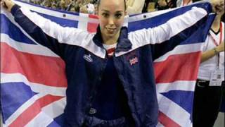 Beth Tweddle Floor Music 2004