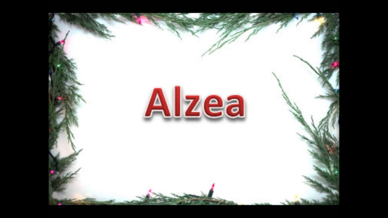 Alzea alzea-christmas lights
