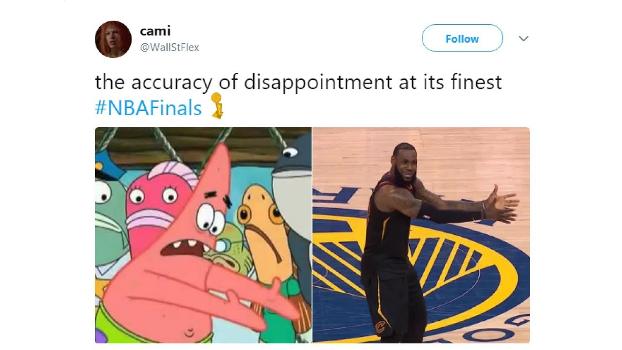 FUNNIEST NBA FINALS 2018 MEMES | LEBRON JAMES | J R SMITH - YouTube