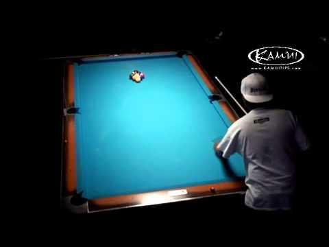 Cole Dickson 9-Ball / Hot Seat Match - Danny Gokhul vs Amar Kang / June 2013