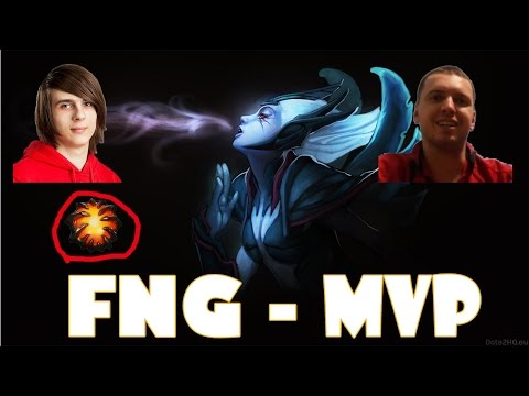 видео: Папич о супер  муве fng в матче vp vs eg!